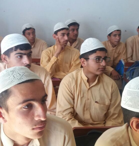 Career Counseling Session at Kaddi Swabi